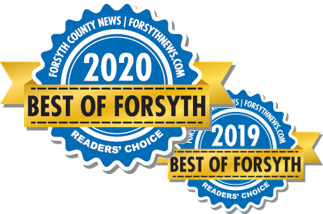 Best of Forsyth Logos for 2019 and 2020